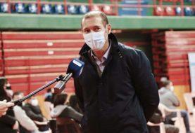 COVID: el gobernador destacó la baja de contagios