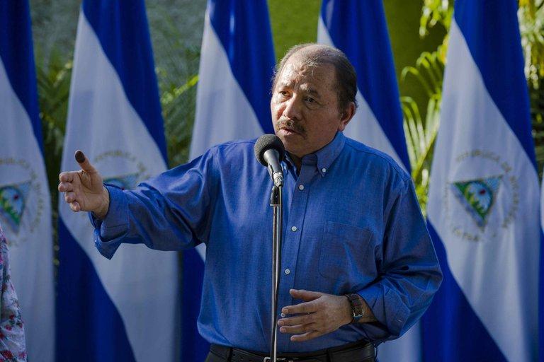"""Disidentes sandinistas tildaron de """"farsa electoral"""" los comicios presidenciales convocados por el régimen de Daniel Ortega en Nicaragua"""