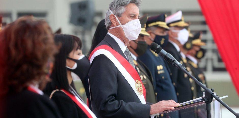 Perú envió una nota de protesta a la Argentina por la felicitación de Alberto Fernández a Pedro Castillo antes de los resultados oficiales de las elecciones