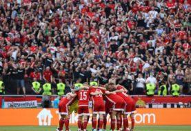 Primer estadio con aforo al 100% en la Eurocopa: Hungría y Portugal se enfrentaron con la presencia de 65.000 espectadores