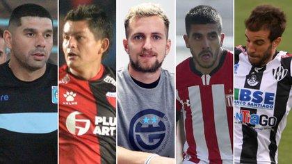 San Lorenzo, Gimnasia, Aldosivi y Argentinos activaron el mercado de pases del fútbol argentino con 5 refuerzos