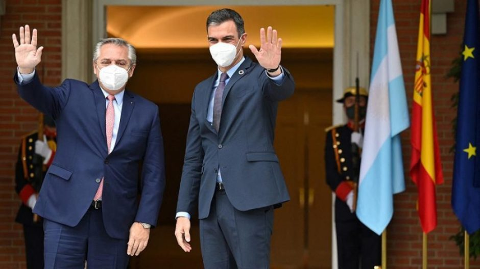 El Presidente recibe hoy a Pedro Sánchez para fortalecer la relación bilateral
