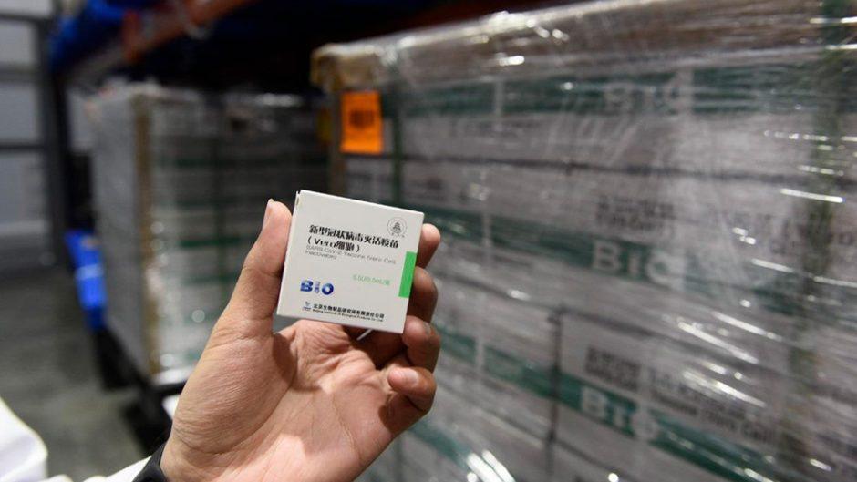 Acuerdo con Sinopharm por 2 millones de vacunas contra el coronavirus: llegarán este mes