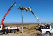 Mañana habrá corte de energía por trabajos en la línea Cutral Co- Zapala