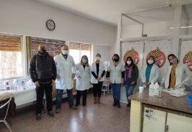 Río Negro trabaja en la puesta a punto de técnicas de determinación de sodio en alimentos
