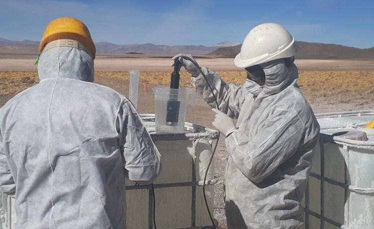 Anuncian carbonato de litio de alto grado de batería en Catamarca