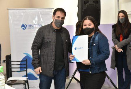 Domínguez aseguró que acompañará la regularización de asentamientos en la ciudad