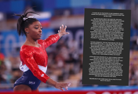Abusos, presión y críticas: el fuerte tweet que difundió Simone Biles tras su baja en los Juegos Olímpicos de Tokio