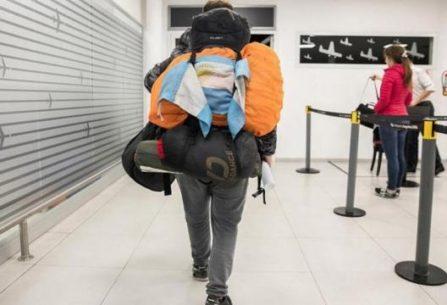 Varados inician acciones judiciales contra aéreas y gobierno