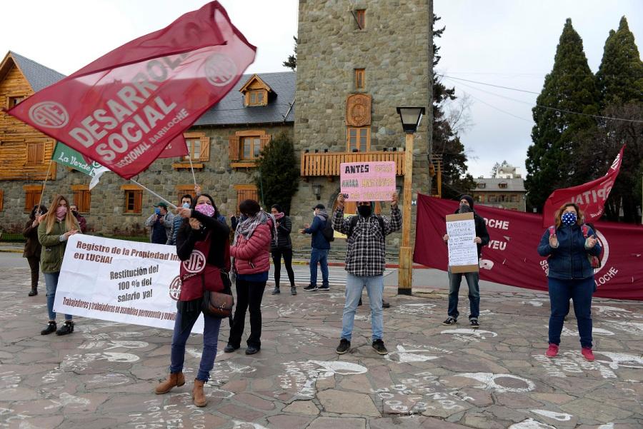 La conducción de ATE Bariloche rechazó el acuerdo salarial