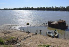 """El Gobierno declaró la """"emergencia hídrica"""" ante la histórica bajante en el Río Paraná"""
