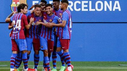 El Barcelona jugó su primer partido sin Lionel Messi: quién fue la figura del equipo