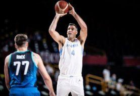 La Selección Argentina de básquet cayó ante Eslovenia en su estreno en Tokio 2020