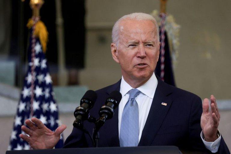 """Joe Biden anunció que apelará el fallo que bloquea el programa para """"Dreamers"""", los indocumentados que llegaron a EEUU cuando eran niños"""