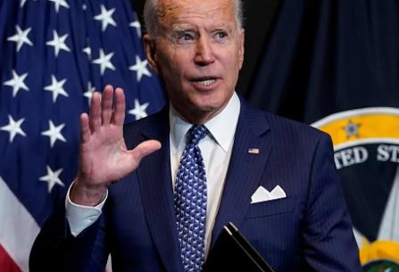 """Dura amenaza de Joe Biden a Rusia: """"Terminaremos en una guerra"""""""