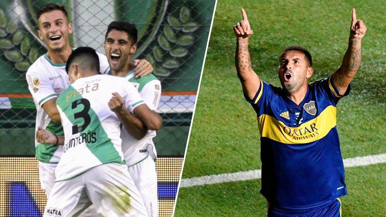 Boca se prepara para enfrentar a Banfield con un equipo de juveniles por la Liga Profesional