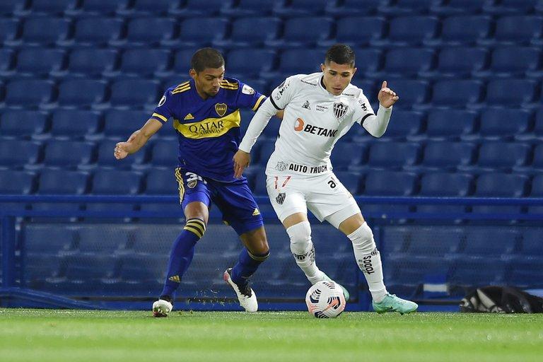 Copa Libertadores: Boca empató 0-0 con Atlético Mineiro en un duelo que estuvo empañado por la polémica del VAR