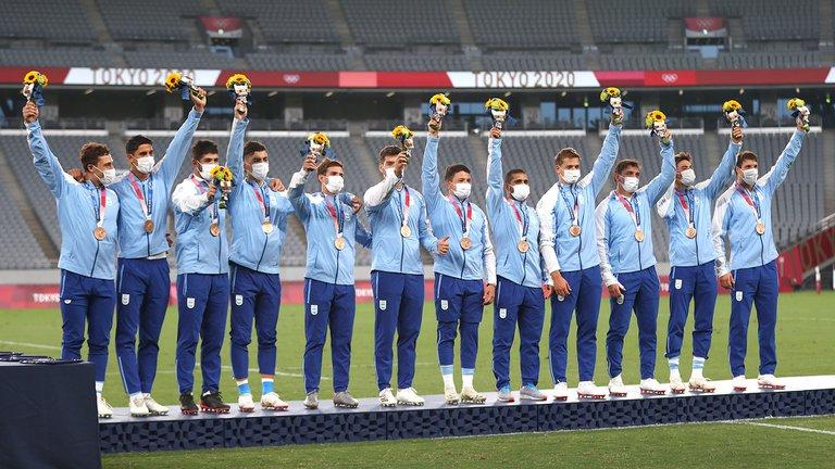 Juegos Olímpicos, día 5: el bronce de Los Pumas 7, victoria del vóley masculino y derrota de Los Gladiadores