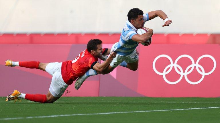 Los Pumas 7 hicieron historia: superaron a Gran Bretaña y ganaron la medalla de bronce en el rugby de los Juegos Olímpicos de Tokio