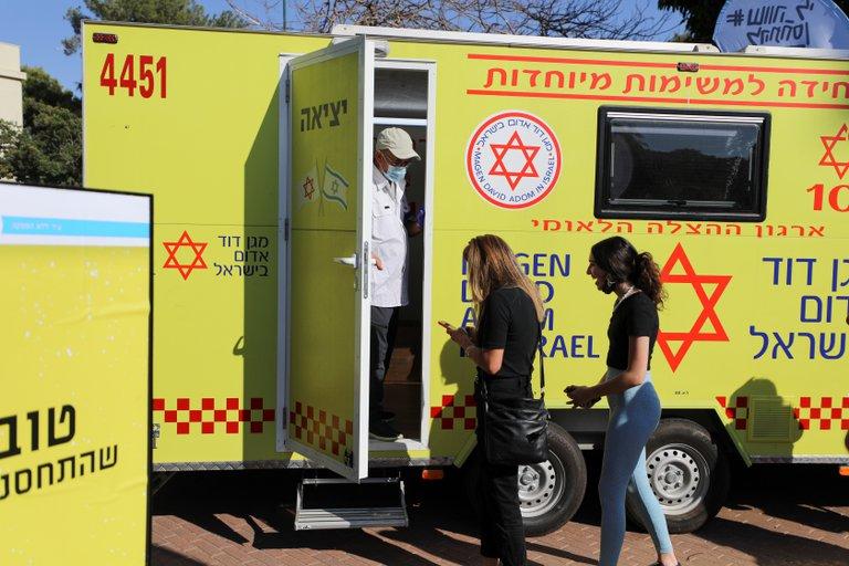 """Israel reimpone restricciones y el uso de la """"tarjeta verde"""" para acceder a actos en espacios cerrados por el aumento de contagios"""