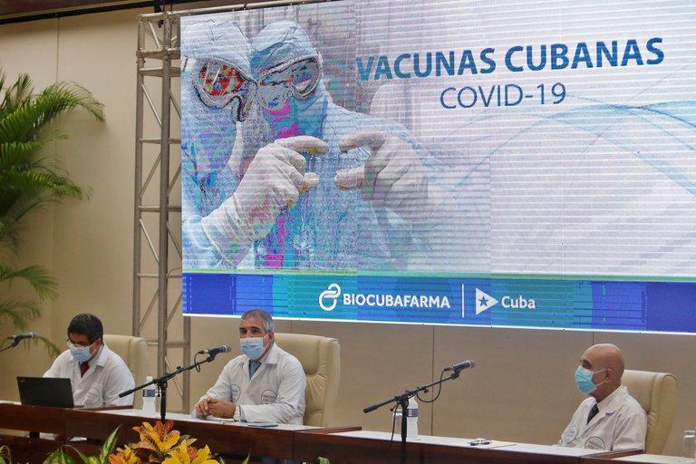 Cuba aprobó el uso de emergencia de la vacuna Abdala contra el COVID-19