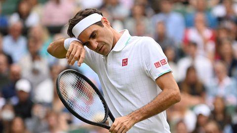 Roger Federer sufrió una histórica derrota ante Hubert Hurkacz y fue eliminado de Wimbledon: llevaba 19 años sin perder en 3 sets