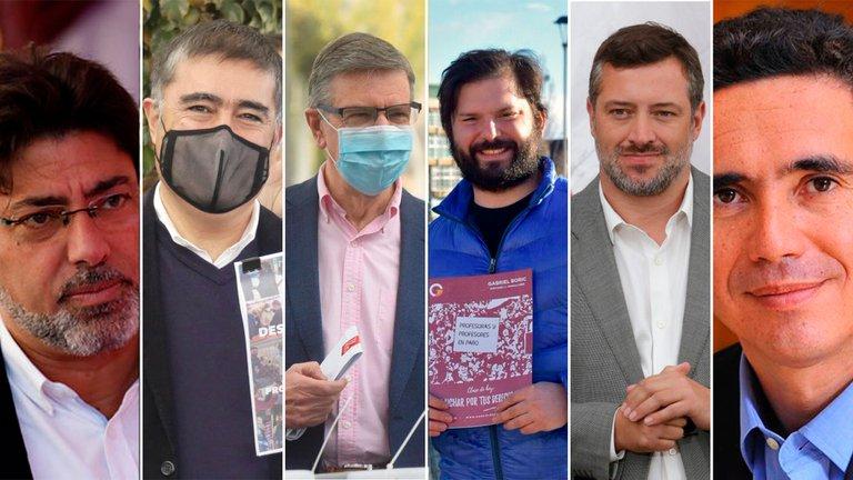 Chile: las alianzas de izquierda y derecha eligen en primarias a sus candidatos a Presidente