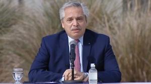 """Fernández sobre la oposición: """"Ellos piensan en una Argentina en la que sobran 20 millones"""""""