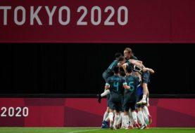 Alivio para la Argentina en Tokio 2020: le ganó a Egipto y todavía sueña con la clasificación en el fútbol olímpico