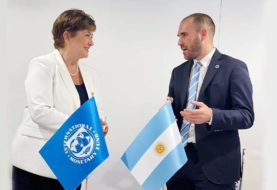 La Argentina sumará US$ 4.355 millones del FMI a fines de agosto