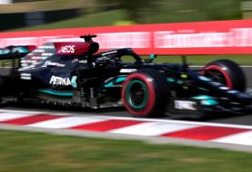 Fórmula 1: Lewis Hamilton, con algunas artimañas, se quedó con la pole en el Gran Premio de Hungría