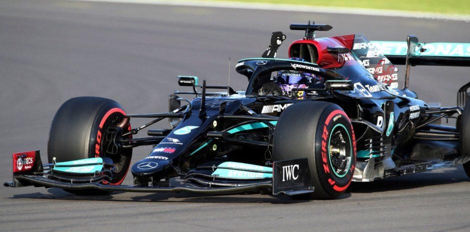Fórmula 1: Lewis Hamilton se hizo fuerte en Silverstone y se quedó con el mejor tiempo para el Sprint del sábado