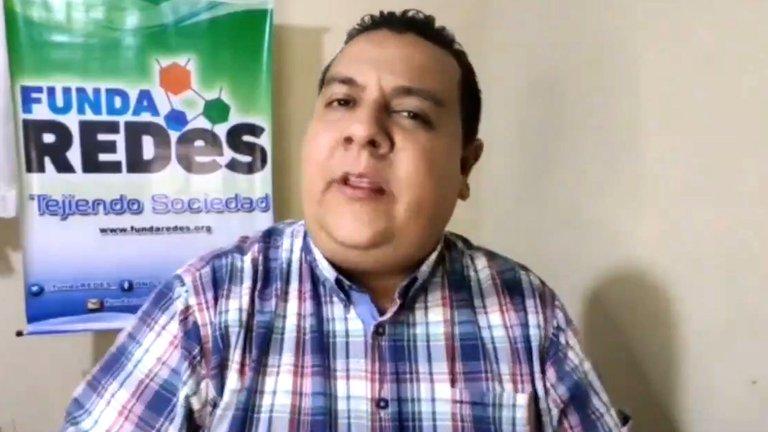 La Policía del régimen de Nicolás Maduro allanó la residencia de la madre del defensor de Derechos Humanos Javier Tarazona