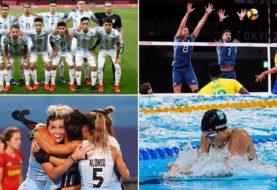 Agenda de los Juegos Olímpicos, día 5: Los Pumas sueñan con el oro, el fútbol va por el pase a cuartos y habrá varios duelos clave