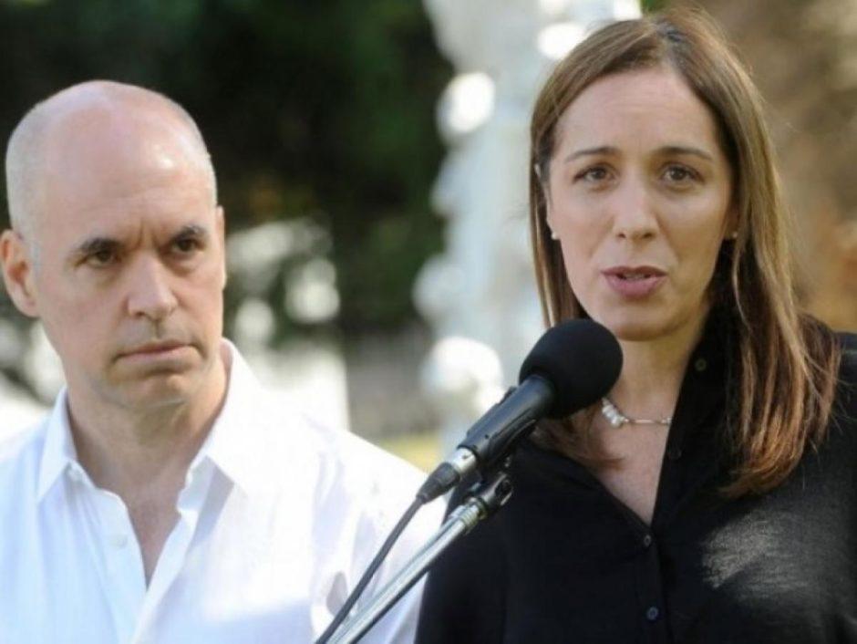 """Macri, Vidal y Larreta declararon su """"apoyo"""" a las protestas en Cuba"""