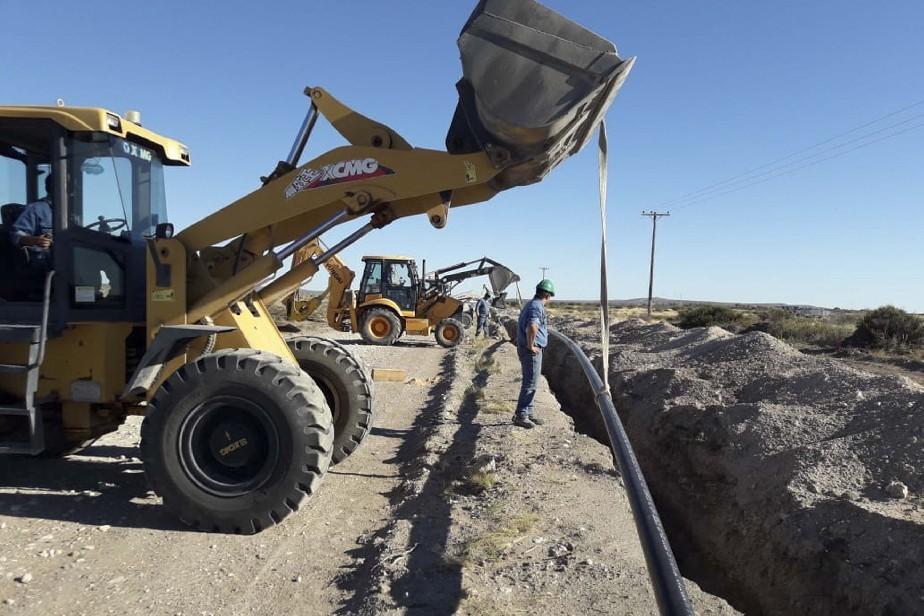 Obras estratégicas que potencian el desarrollo productivo de Río Negro