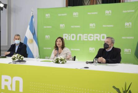 Río Negro:se presentaron líneas de financiamiento para seguir consolidando el sector productivo