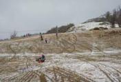 Nevó en San Martín, pero no alcanzó para habilitar más pistas en Chapelco