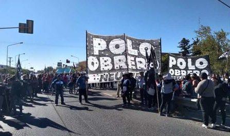 Organizaciones Sociales bloquearán puentes  y rutas  en Neuquén