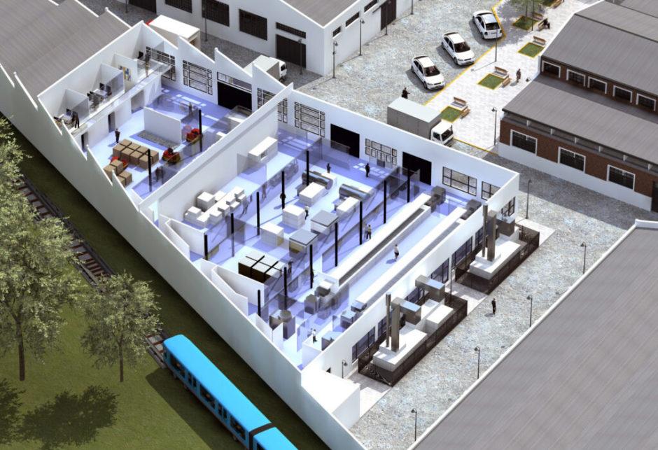 Comienza a diseñarse la primera fábrica nacional de celdas y baterías de litio de Argentina