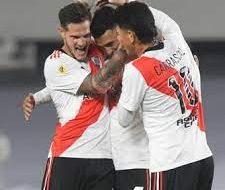 River Plate goleó a Unión en el Monumental y logra su primer triunfo en la Copa de la Liga Profesional