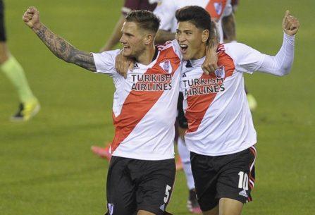 River Plate goleó 3-0 a Lanús por la Liga Profesional y logró su tercera victoria consecutiva