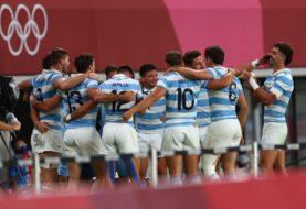 Heroico triunfo de Los Pumas 7 en el rugby de los Juegos Olímpicos: superaron a Sudáfrica con un hombre menos y están en semifinales