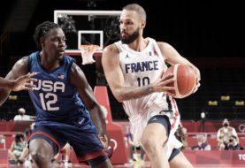 TOKIO 2020: EEUU perdió en el básquetbol olímpico después de un invicto de 25 partidos