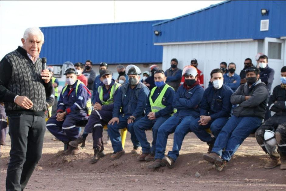 """Pereyra planteó un escenario favorable para la industria hidrocarburífera: """"Sumar equipos y recuperar los salarios fue el objetivo que nos propusimos"""""""