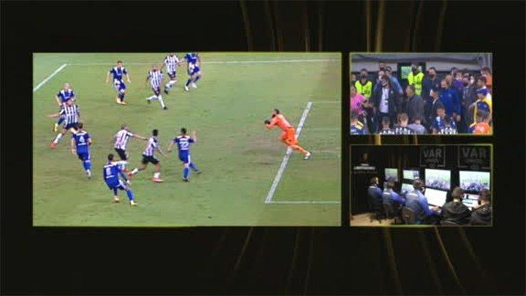 La imagen que contradice al VAR: por qué el gol de Weigandt no debió ser anulado en la eliminación de Boca ante Atlético Mineiro