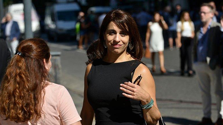 Sobreseyeron a Victoria Donda en el caso por la empleada doméstica