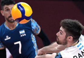 Argentina jugó un gran partido pero perdió con Brasil en su segunda presentación