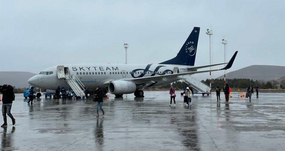 Temporada de invierno 2021: vuelos nocturnos y nuevas frecuencias desde Rosario y Córdoba a San Martín de los Andes
