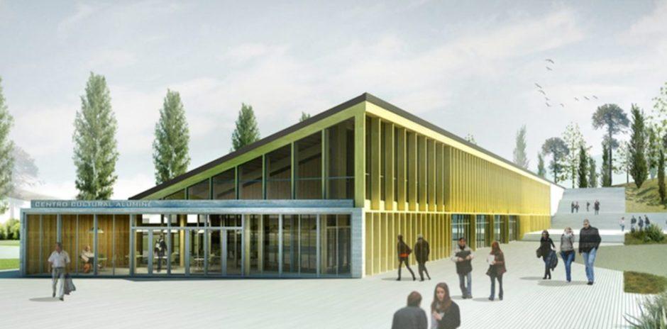 Adjudicaron la obra del centro cultural Aluminé
